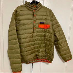 Patagonia pullover jacket